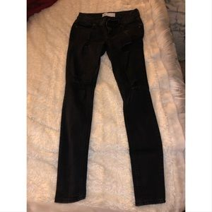 Tilly's RSQ Skinny jeans Black